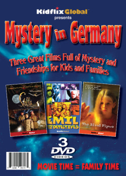 MYSTERY IN GERMANY